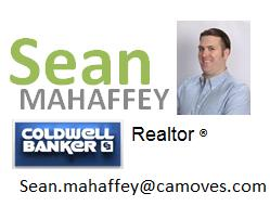 Sean Mahaffey Realtor
